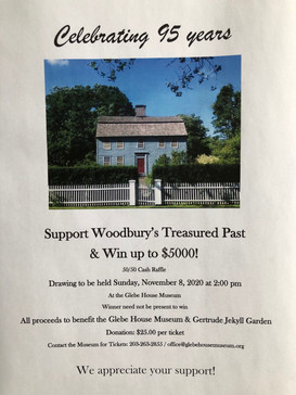 Woodbury's Treasured Past Fundraiser