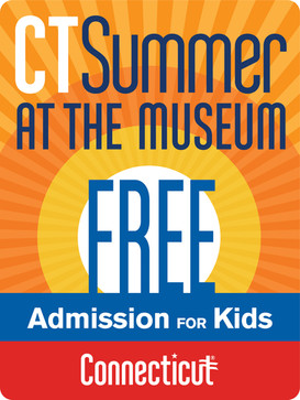 CT Summer at the Museum - Free Admission for Kids!