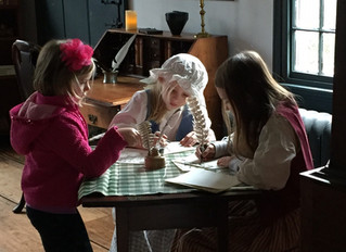Marshall Children Young Docent Program to Begin September 26th *New Time 4:30-5:30.