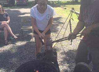 Registration Open - Summer Experience for Children at the Glebe