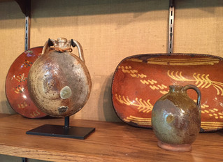 New to the Collection: Samuel Herrup Discusses the new Redware Collection at the Glebe.
