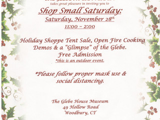 Shop Small - Saturday, November 28th
