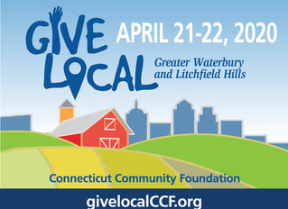 GIVE LOCAL! Now, more than ever.