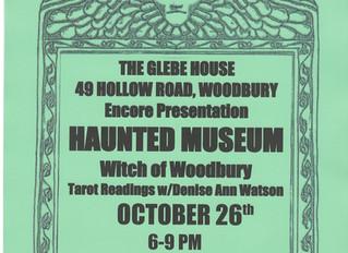 Encore: Haunted Museum - October 26th