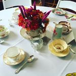 A Winter's Afternoon Tea:                  Sunday - February 4th, 2018