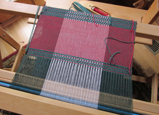 Colonial Life of Women Series: Weaving Thru History and Over & Under - The Art of Weaving (POSTP