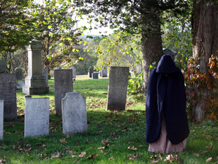 All Hollow's Eve: Cemetery Tours & Haunted Museum Returns to the Glebe October 19th!