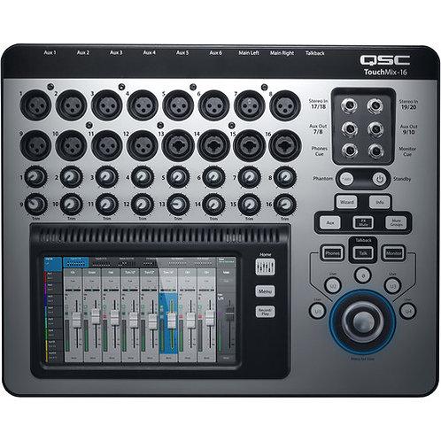 TouchMix-16 : QSC