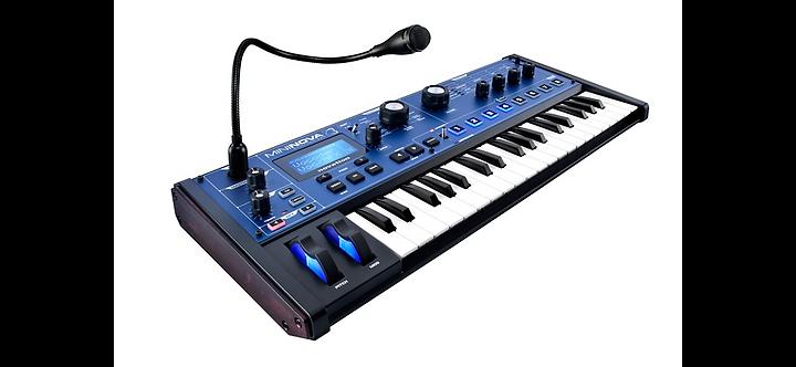 MiniNova Mini-Keys Synthesizer : Novation