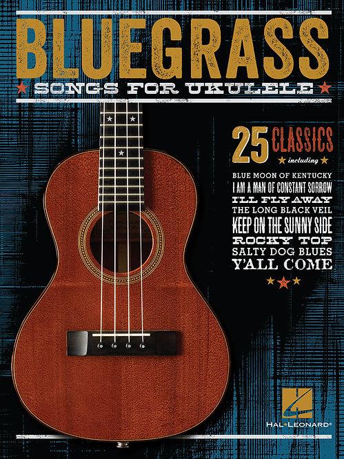 Bluegrass Songs for Ukulele : Hal Leonard