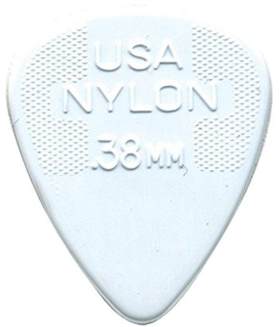 Nylon Standard Guitar Picks .38mm : Dunlop