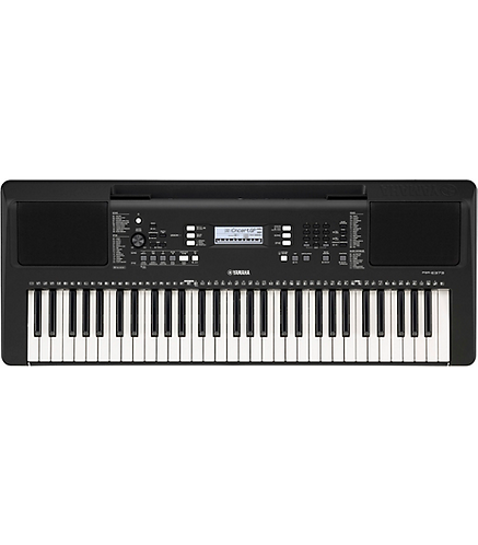 PSR-E373 61-Key Portable Keyboard - Yamaha