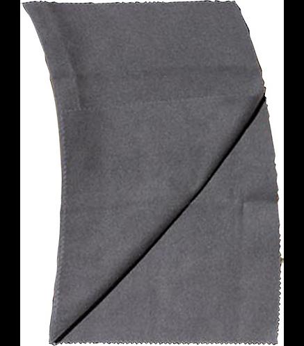 Edgeless Microfiber Suede Polishing Cloth : MusicNomad