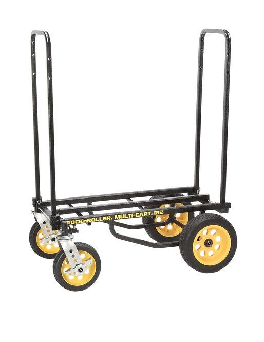 Rock N Roller : R12RT Multi-Cart 8-in-1 Equipment Transporter Cart