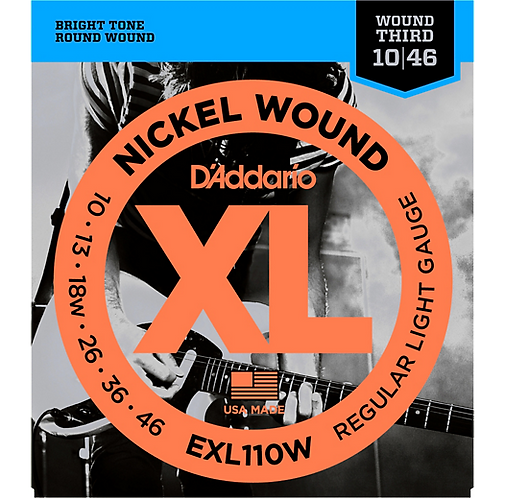 EXL110W - D'addario