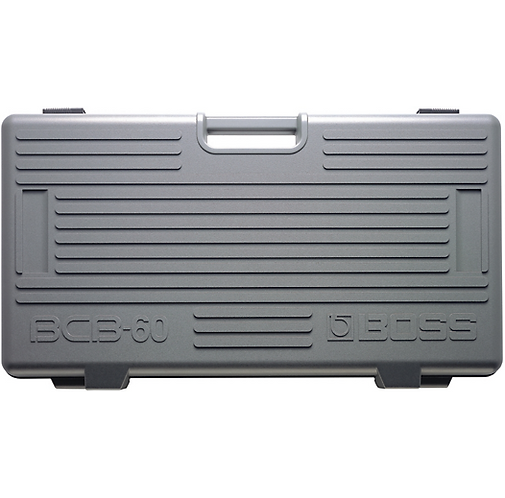 BOSS : BCB-60 Pedalboard