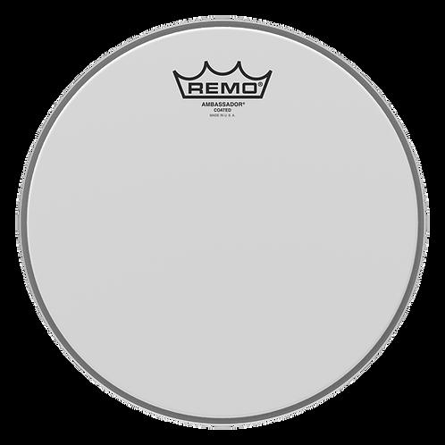 "12"" Ambassador Coated Drumhead - Remo"