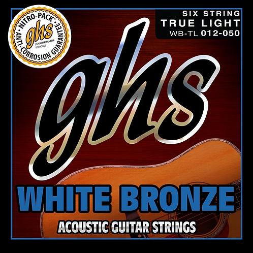 GHS : White Bronze Extra Light