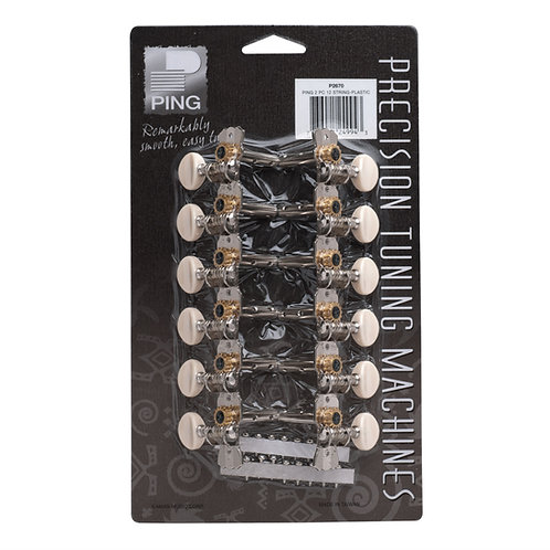 12-String Guitar Tuners : Ping