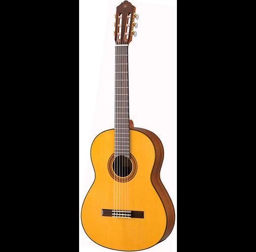CG162S Spruce Top Classical Guitar - Yamaha