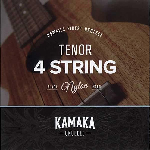 Kamaka : Tenor All Nylon Strings