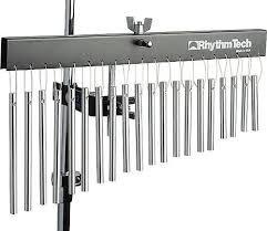 RT8100 Bar Chimes (Single Row) : Rhythm Tech