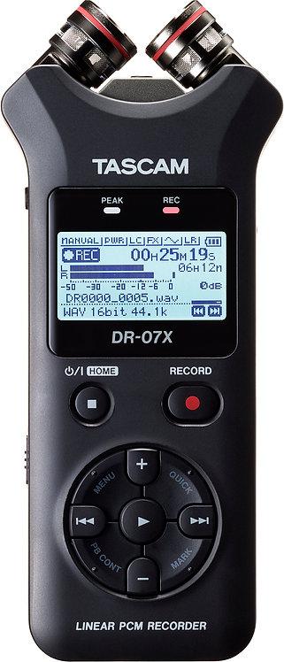 Tascam : DR-07X