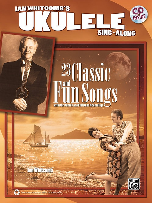 Ian Whitcomb's Ukulele Sing-Along : Alfred