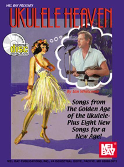 Mel Bay : Ukulele Heaven (Book + CD)