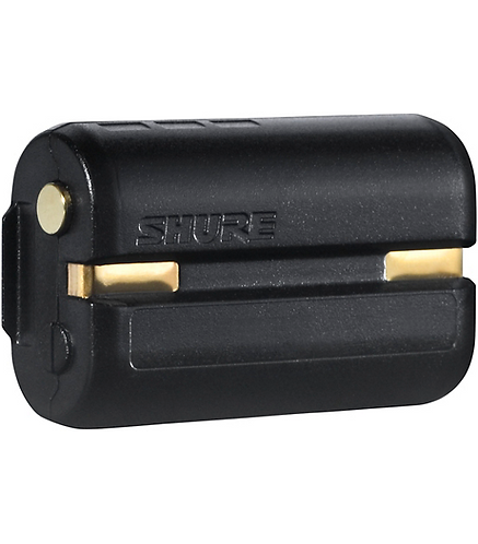 Lithium-Ion Rechargeable Battery : Shure