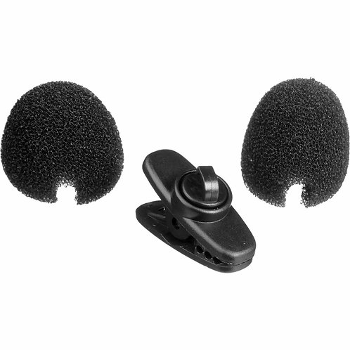 RK376 Replacement kit for CVL lavalier microphone : Shure