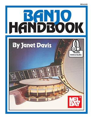 Banjo Handbook (Book + Online Audio) : Mel Bay