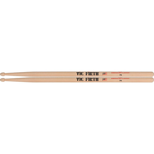 Vic Firth : Am Class Hickory Wood Tip