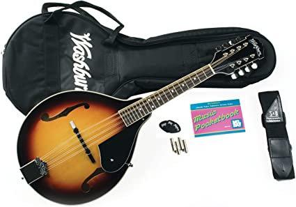 Washburn : M1K A-Style Mandolin Package
