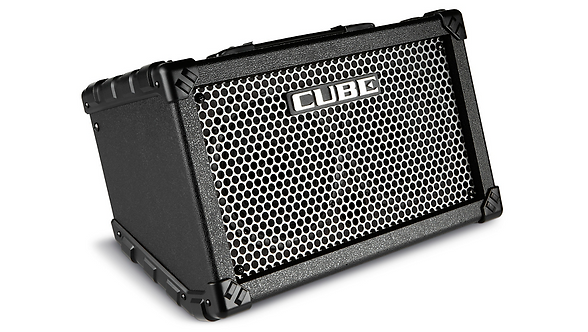 CUBE Street Battery-Powered Stereo Amplifier : Roland