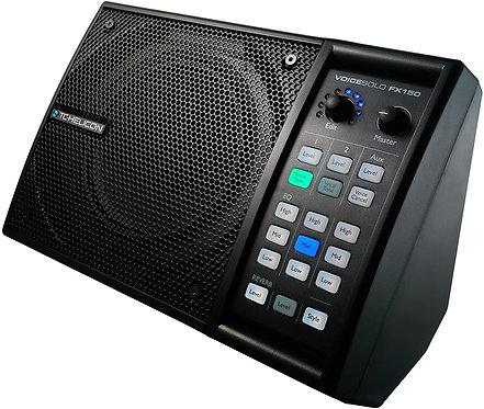 TC Helicon : VOICESOLO FX150