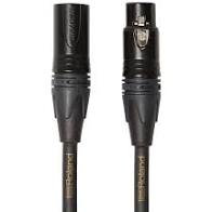 25ft Gold Series XLR Microphone Cable : Roland