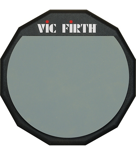 Vic Firth : Single Sided Practice Pad  6 in.
