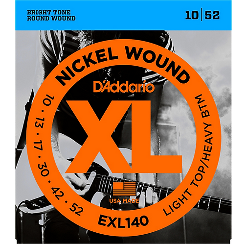 EXL140 - D'addario