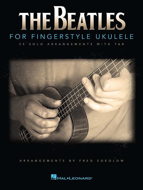 Hal Leonard: The Beatles for Fingerstyle Ukulele