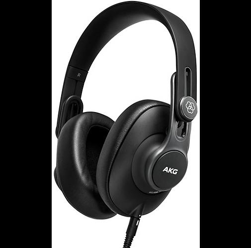 K361 Closed Back Studio Headphones - AKG