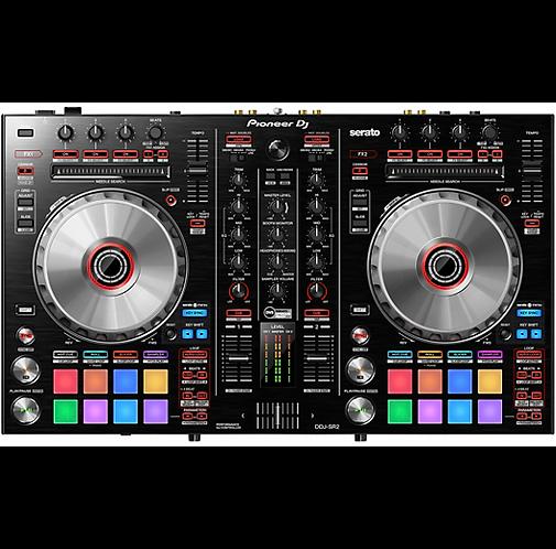 DDJ-SR2 2-channel Serato DJ Controller : Pioneer