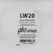 L20W : GHS