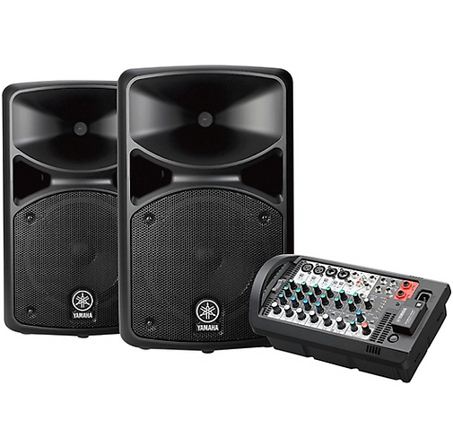STAGEPAS 400BT Portable PA system with Bluetooth - Yamaha