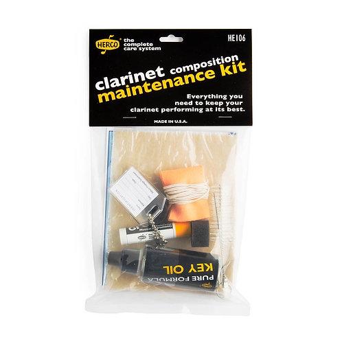 HE106 Clarinet Maintenance Kit : Herco