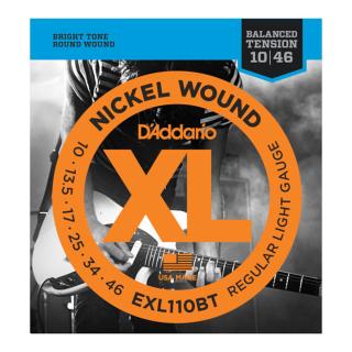 D'Addario : EXL110BT