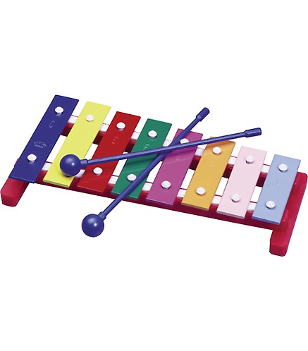 Hohner : Kids Colorful Glokenspiel with Mallets