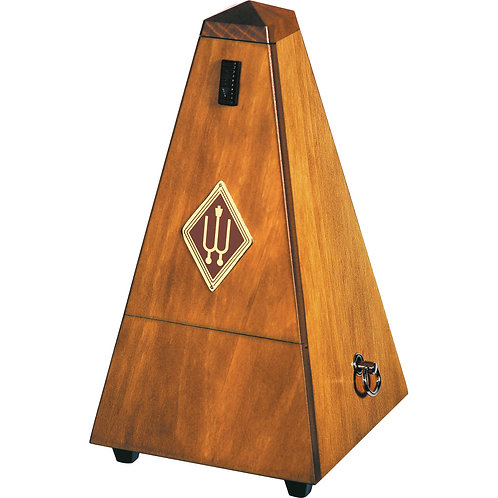 Wittner : 813M Metronome in Wood Casing with Bell