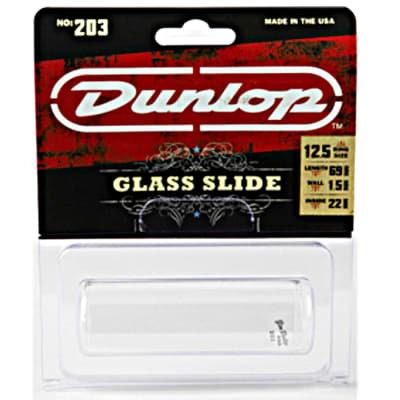 Dunlop : Large Regular Glass Slide
