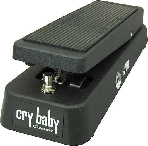 Cry Baby Classic Fasel Inductor : Dunlop